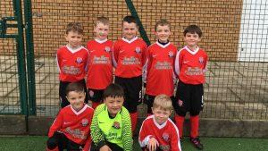 Sunderland City Juniors Training kit 17.18