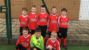 Sunderland City Juniors Training kit 17.18