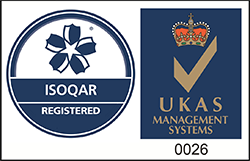 ISOQAR Registered - UKAS Management Systems